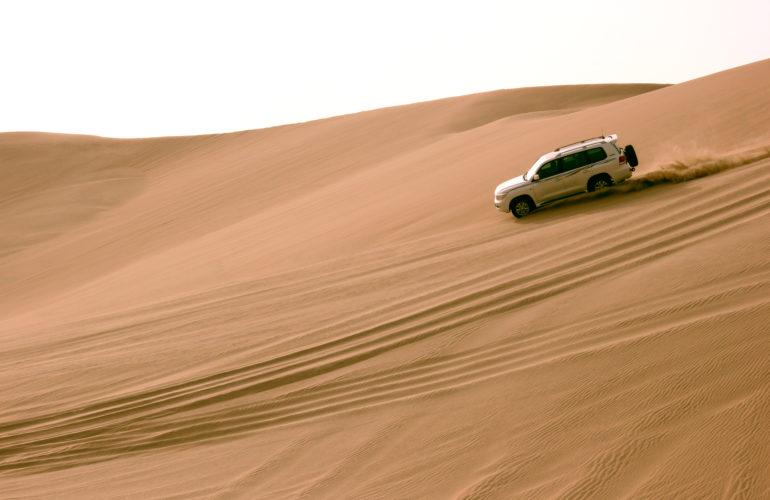 Private-Desert-Safari