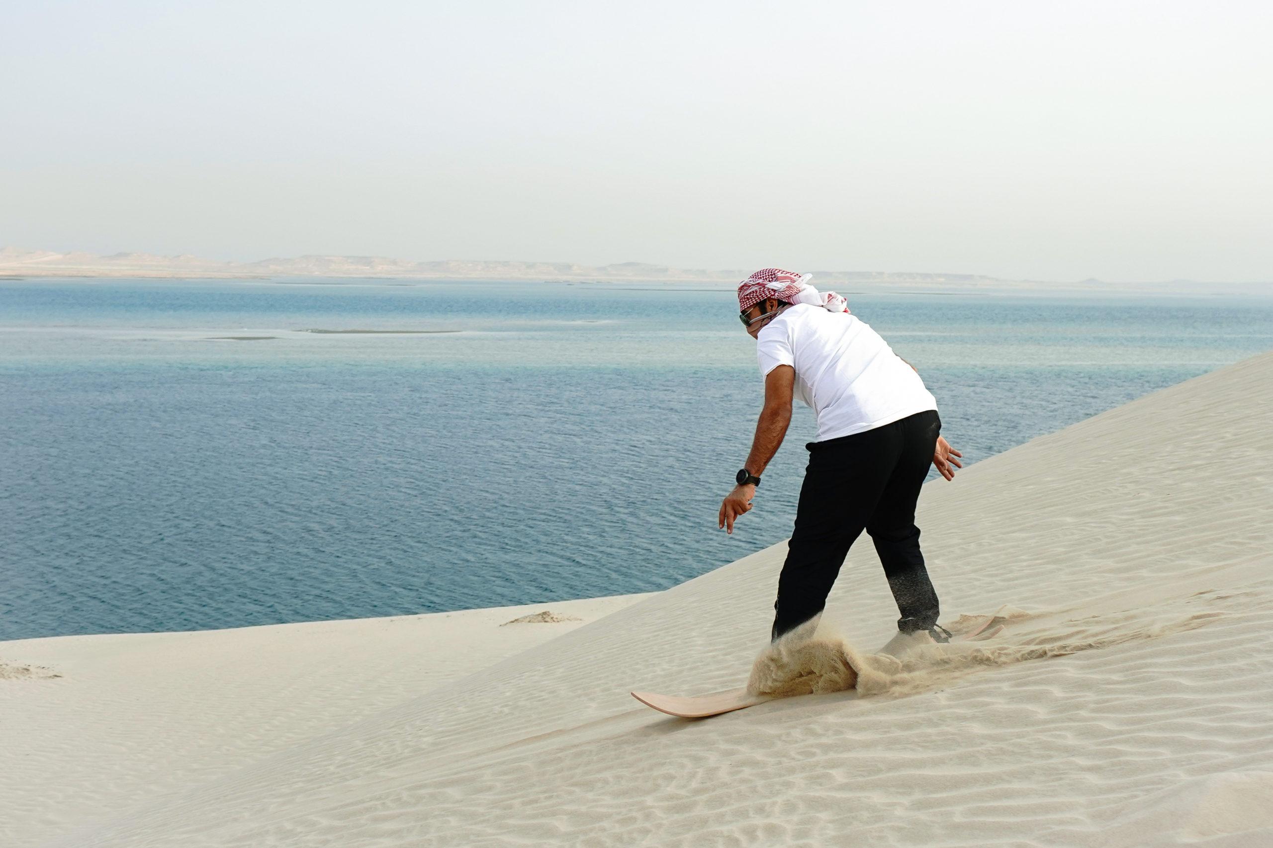 sandboard-qatar